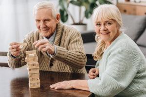 Dank privater Altersvorsorge können viele Senioren ihren gewohnten Lebensstandard beibehalten.