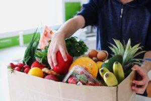 Gesunde Ernährung ist wichtig für die Verdauung. Foto: lira_n4 via Tqenty20