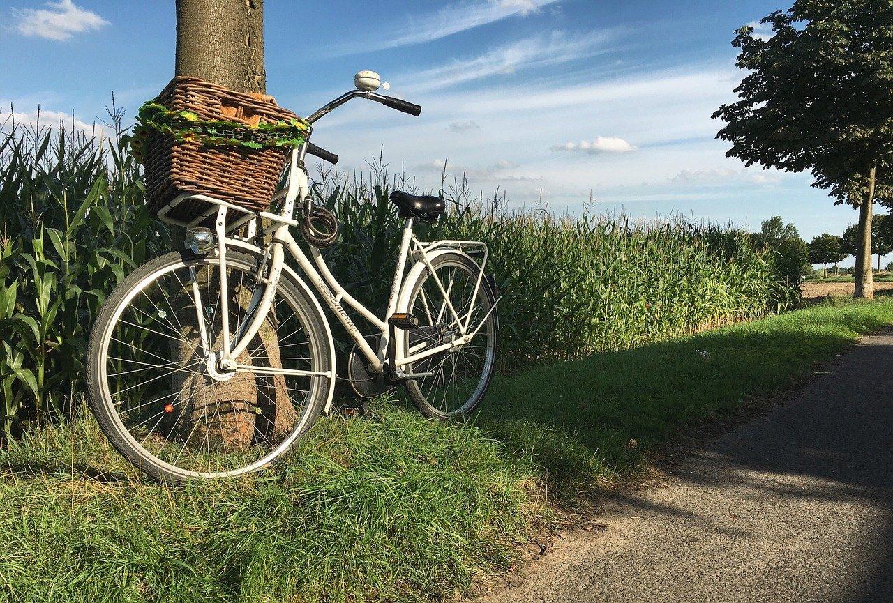 Pause nach einer wundervollen Tour mit dem Hollandrad. Foto: Ruthies89 via Pixabay